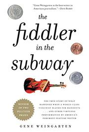Book Cover for THE FIDDLER IN THE SUBWAY