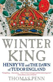 Cover art for WINTER KING
