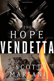 Book Cover for THE HOPE VENDETTA
