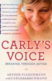 Book Cover for CARLY'S VOICE