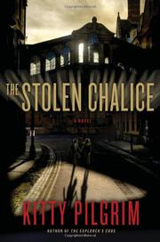 Cover art for THE STOLEN CHALICE