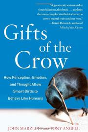 Cover art for GIFTS OF THE CROW