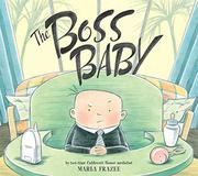 Cover art for THE BOSS BABY