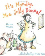 Cover art for IT'S MONDAY, MRS. JOLLY BONES!