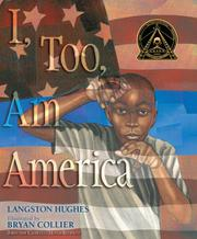 Cover art for I, TOO, AM AMERICA