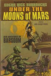 Cover art for UNDER THE MOONS OF MARS