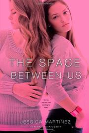 Book Cover for THE SPACE BETWEEN US