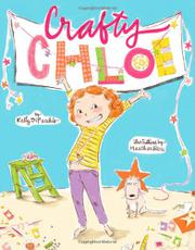 Book Cover for CRAFTY CHLOE