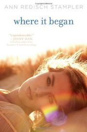 Book Cover for WHERE IT BEGAN