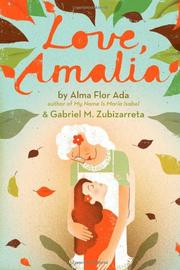 Book Cover for LOVE, AMALIA