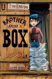 Book Cover for BROTHER FROM A BOX