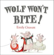 Cover art for WOLF WON'T BITE!