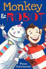 Book Cover for MONKEY & ROBOT