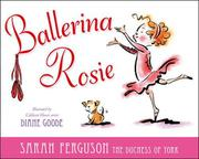 Book Cover for BALLERINA ROSIE