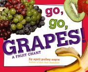 Book Cover for GO, GO, GRAPES!