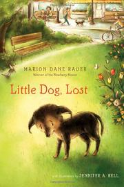 Book Cover for LITTLE DOG, LOST