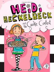 Book Cover for HEIDI HECKELBECK AND THE COOKIE CONTEST