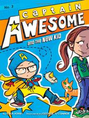 Book Cover for CAPTAIN AWESOME AND THE NEW KID