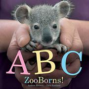 Cover art for ABC ZOOBORNS!