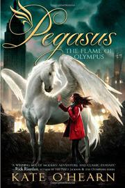Cover art for THE FLAME OF OLYMPUS