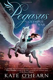 Cover art for OLYMPUS AT WAR
