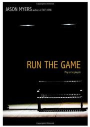 Book Cover for RUN THE GAME