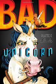 Cover art for BAD UNICORN