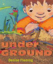 Book Cover for UNDERGROUND