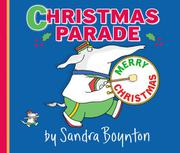 Cover art for CHRISTMAS PARADE