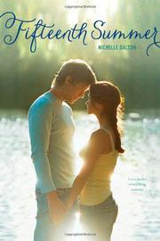 Cover art for FIFTEENTH SUMMER