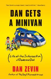 Book Cover for DAN GETS A MINIVAN