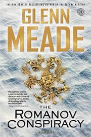Cover art for THE ROMANOV CONSPIRACY