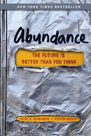Cover art for ABUNDANCE