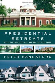 Book Cover for PRESIDENTIAL RETREATS