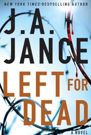 Book Cover for LEFT FOR DEAD