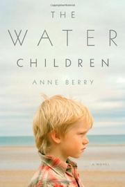 Cover art for THE WATER CHILDREN