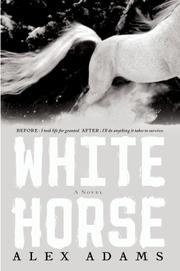 Cover art for WHITE HORSE