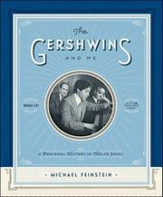 Cover art for THE GERSHWINS AND ME