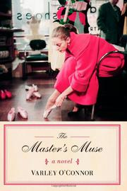 Cover art for THE MASTER'S MUSE