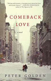 Book Cover for COMEBACK LOVE