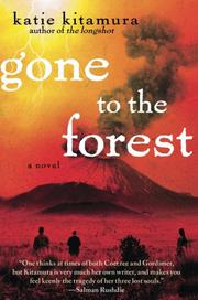 Cover art for GONE TO THE FOREST