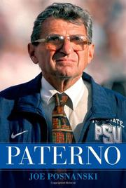 Book Cover for PATERNO