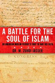 Book Cover for A BATTLE FOR THE SOUL OF ISLAM