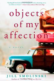 Cover art for OBJECTS OF MY AFFECTION