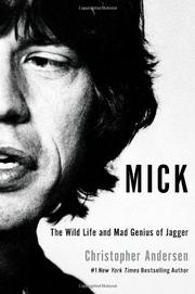 Book Cover for MICK