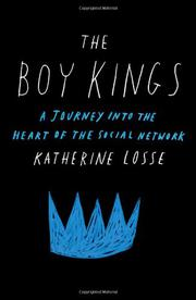 Cover art for THE BOY KINGS