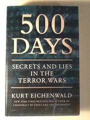 Book Cover for 500 DAYS