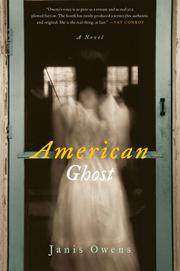 Cover art for AMERICAN GHOST