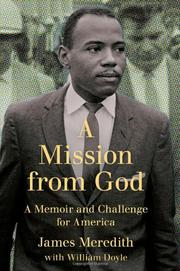 Book Cover for A MISSION FROM GOD