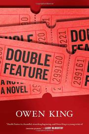 Book Cover for DOUBLE FEATURE
